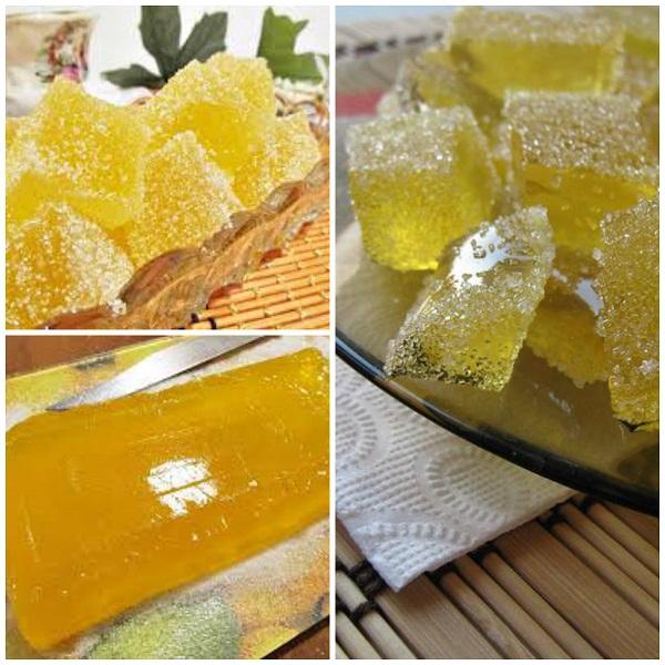 Как сделать мармелад с желатином в домашних условиях