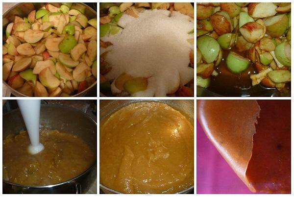 мармелад из айвы и яблок без сахара рецепт