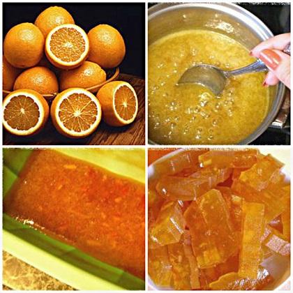 мармелад из апельсинов рецепт